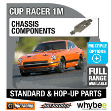 HPI CUP RACER 1M [Chassis Components] Genuine HPi Racing R/C Parts!