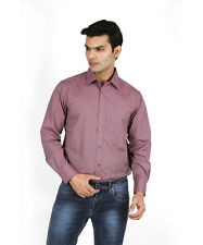 Branded Surplus Light Purple Shirt For Men -  Export Surplus (M&S)