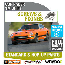 HPI CUP RACER 1M DRIFT [Screws & Fixings] Genuine HPi Racing R/C Parts!
