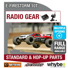 HPI E-FIRESTORM 10T [Radio Gear] Genuine HPi Racing R/C Standard & Hop-Up Parts!