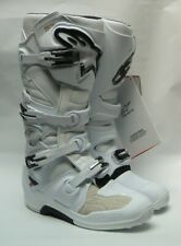 Alpinestars Stiefel Tech 7 Weiss Offroad MX Enduro Quad Moto Cross Racing