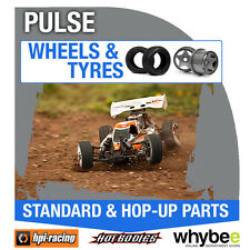 HPI PULSE 4.6 BUGGY [Wheels & Tyres] Genuine HPi 1/8 R/C Scale!