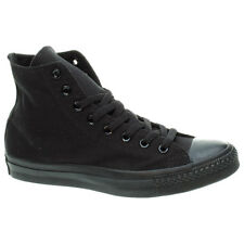 Chaussures Converse All Star Hi noir monochrome M3310