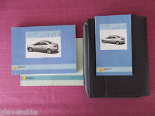 RENAULT MEGANE CC COUPE / CABRIOLET  OWNERS MANUAL - GUIDE - HANDBOOK.  (RE 103)