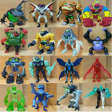 BEN 10 Alien Monster Model Plastic Toy Unknown Figure - VARIOUS