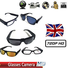 720/1080p FULL HD VIDEO/PHOTO & SOUND SPY CAMERA GLASSES/SUNGLASSES/EYEWEAR