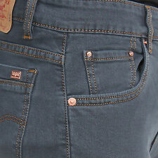 BRANDED EXPORT SURPLUS GREY JEANS FOR MEN (Levis-504)