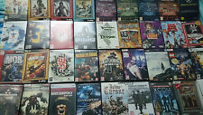 35 Pc Original branded New Games in 1 bundle.drop down lsiting for select games