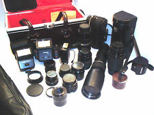 RETRO CAMERA ACCESSORIES 1960/80 ~ click HERE to browse or order