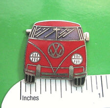 VW  VOLKSWAGEN  VAN,  DEADHEAD  BUS - hat pin, tie tac, lapel pin, hatpin (C)