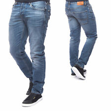 Jack & Jones Jeans JJIMIKE JJORIGINAL GE 616 NOOS Herren Comfort Fit Denim Blau