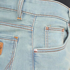Branded Men's Light Blue Jeans (Denim) Stretch Jeans Comfort Fit EXPORT SURPLUS