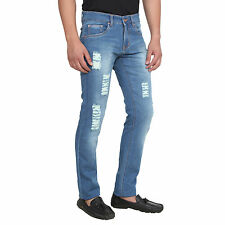 Branded Men's  Blue Jeans (Denim) Stretch Jeans Comfort Fit EXPORT SURPLUS