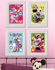 Disney  Minnie Mouse Daisy Picture Print Poster  wall bedroom (B5)