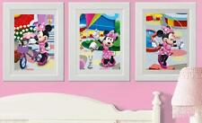 Disney  Minnie Mouse Picture Print Poster  wall bedroom (B4)