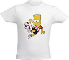 Camiseta BART SIMPSON ATHLETIC BILBAO