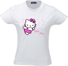 Camiseta HELLO KITTY con tu nombre