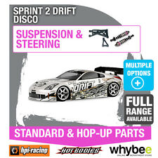 HPI SPRINT 2 DRIFT [DISCONTINUED KITS] [Steering & Suspension] New HPi Parts!
