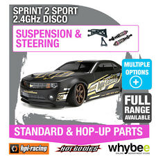 HPI SPRINT 2 SPORT 2.4GHz [DISCONTINUED KITS] [Steering & Suspension] New Parts!