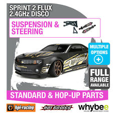HPI SPRINT 2 FLUX 2.4GHz [DISCONTINUED KITS] [Steering & Suspension] New Parts!
