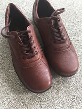Marks And Spencer Footglove New!! Ladies Shoes Size 4 Leather