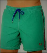Boxer Mare Fred Perry Costume Pantaloncino Man Uomo 7124