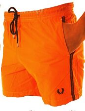 Boxer Mare Fred Perry Costume Pantaloncino Man Uomo 7075 carrot