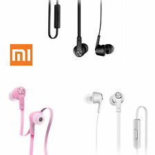 Original Xiaomi Vogue Piston In-Ear Stereo Earphone with Remote Mic Earbud