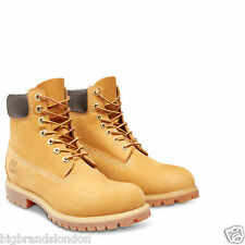 Timberland 10061 AF  Premium 6 Inch Wheat Leather Mens Boots