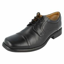 Mens Clarks Shoes The Style Handle Cap ~ N