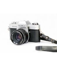 Yashica FX-2 with DSB lens 50mm f/1.9 and case