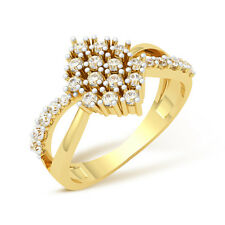 0.33 Cts Corona 18K IGI Certified Diamond  Ring # CLR0152
