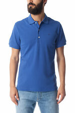 GAS RALPH/S UN. 0174 Maglietta uomo Polo piquet regular fit in cotone