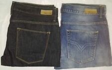 Branded Combo Of 2 Blue Regular Denim / Jeans For Men's (Size-36)
