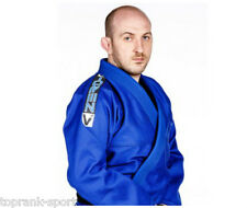TATAMI FIGHTWEAR'S MEN MENS ZERO BLUE G V3 GI : LIGHTWEIGHT BJJ GI COMPETITION