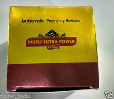 MUSLI POWER PLUS 30 Caps for strengthening &  Enhancement  30 CAPSULE