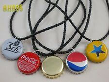 Unusual Cool Fashion Jewellery Unique Handmade Bottle Top Necklace,Be Individual