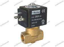 "Parker 1/4"" 2 Port Solenoid Valve 110V 120V AC ZB09 VE146V Coffee Machine Maker"