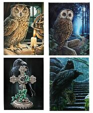 Mystical Canvas Prints by Lisa Parker - 7 Magical Designs, Owls ~ Tree Of Life