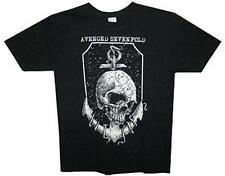 OFFICIAL LICENSED - AVENGED SEVENFOLD - ANCHOR T SHIRT METAL A7X TOUR