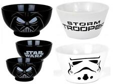 Star Wars Darth Stormtrooper Bowl Confectionery Cereal Soup Bowl Novelty Gift