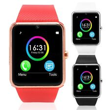 Smart Watch Da polso SIM Phone Mate Bluetooth per iPhone Android Samsung HTC