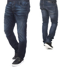 Jack & Jones Jeans JJITIM JJORIGINAL JOS 819 Slim Fit Herren Denim Hose Blau