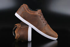 K1X LP LOW LE TOFFEE BROWN LEATHER SNEAKER SCHUHE