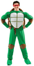 Travestimento  Carnevale uomo cartoon Tartarughe Ninja Turtles  Costume *15010