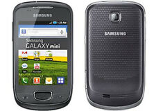 NEW SAMSUNG GALAXY MINI - S5570 - STEEL GRAY - DUMMY DISPLAY PHONE - UK SELLER
