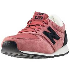 New Balance U420 70s Running Womens Trainers Clay Chalk New Shoes