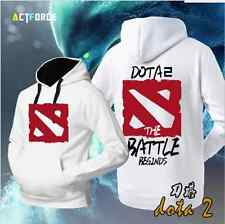 Homme Mode Sweat Capuche Polaire Dota 2 Sweat Imprimé Manches Longues Pull-over