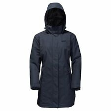 Jack Wolfskin Madison Avenue Coat Damenmantel night blue  UVP* 259,99