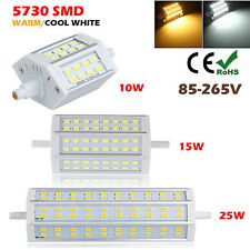 Dimmable Lampadina Lampada R7S J78/J118/J189 LED 5730 SMD Light Bulb 10W 15W 25W